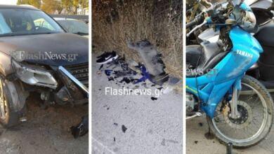 Photo of Τραγωδία στη Κρήτη: Νεκρός 18χρονος οδηγός μηχανής! Σφήνωσε κάτω από ΙΧ