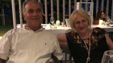 Photo of Αγαπημένο ζευγάρι πέθανε από κορονοϊό με λίγες ώρες διαφορά