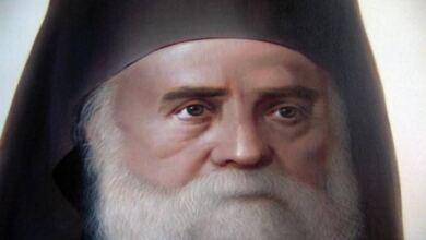Photo of Δέος! Οι χτύποι στον τάφο του Αγίου Νεκταρίου (video)