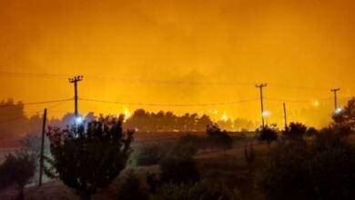 Photo of Φωτιά στην Αρχαία Ολυμπία: Μεγάλη αναζωπύρωση στη Νεμούτα – Έκκληση για εναέρια μέσα