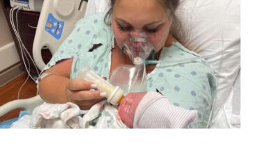 Photo of Τραγικό παιχνίδι της μοίρας: 30χρονη με Covid-19 στη Φλόριντα κράτησε μόλις μία φορά το νεογέννητο μωρό της πριν πεθάνει