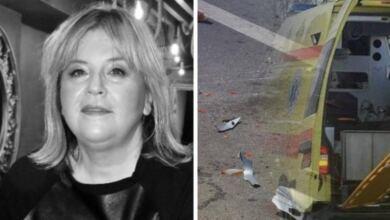 Photo of Είδηση σοκ! Σκοτώθηκε σε τροχαίο στην Ποσειδώνος η Τζένη Δελαβίνια