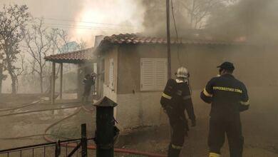 Photo of Φωτιά Εύβοια: Εκκενώνονται Πευκί, Γερακιού, Γούβες και Αρτεμίσιο – Μαίνονται τα πύρινα μέτωπα