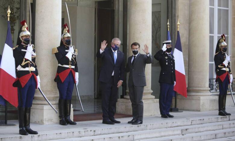 Photo of AUKUS: Ραγδαίες εξελίξεις! Η Γαλλία ανακαλεί τους πρέσβεις της σε ΗΠΑ και Αυστραλία