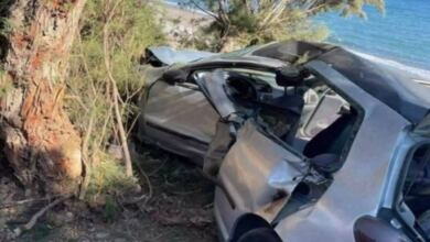 Photo of ΘΛΙΨΗ Διπλή τραγωδία στη Βόρεια Ελλάδα: Δύο νεκροί και δύο τραυματίες σε τροχαία!