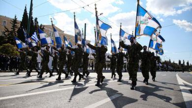 Photo of Βορίδης: Κανονικά η παρέλαση της 28ης Οκτωβρίου με την συμμετοχή όλων, όχι μόνο εμβολιασμένων