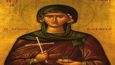 Photo of Θαύμα της Αγίας Ειρήνης: Είμαι η Ρηνούλα, αύριο θα έρθω να σε πάρω. Μη φοβηθείς!
